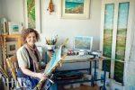 Fiona Higgins - Batik artist
